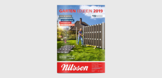 Nilsson Baustoffe Kataloge